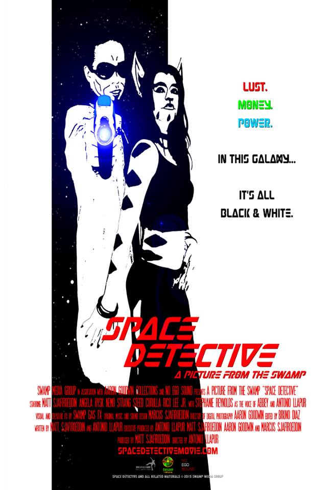 Swamp Media Group discusses release of Space Detective film part two