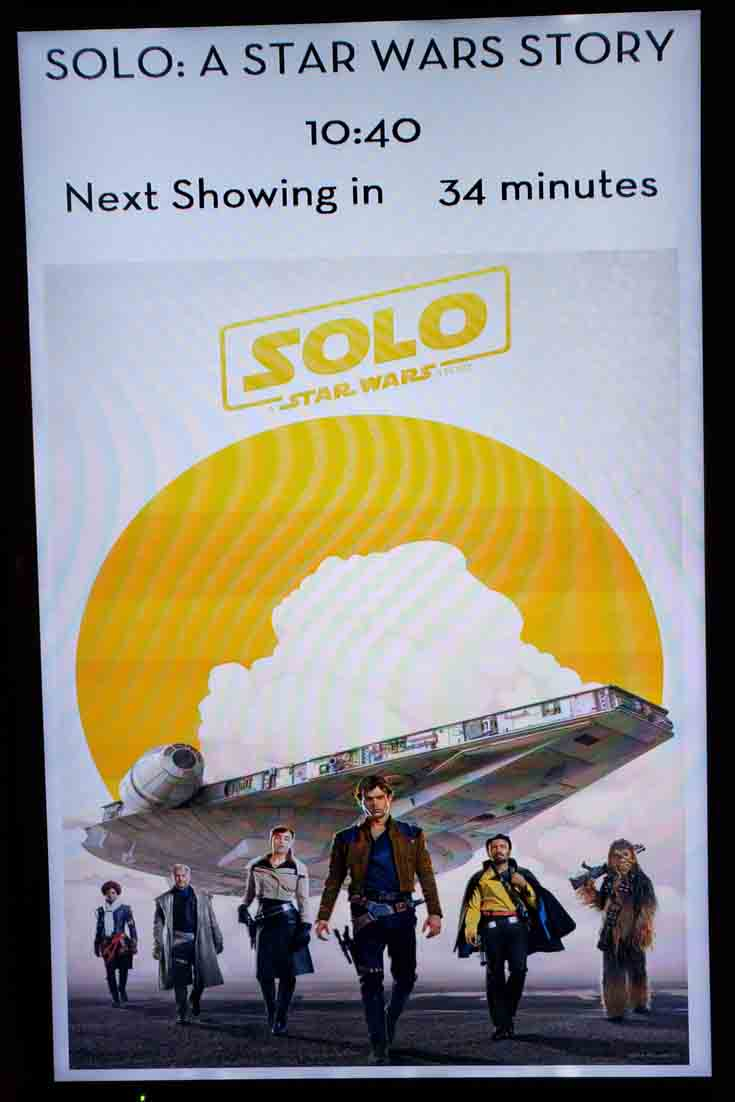I wrote a short review of latest installment of the franchise; Solo: A Star Wars Story directed by Ron Howard.