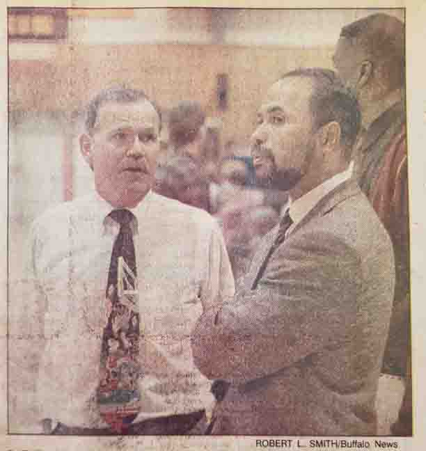 In part one of this two-part interview, Coach Pat Monti discusses his background, and how he built the LaSalle basketball program.